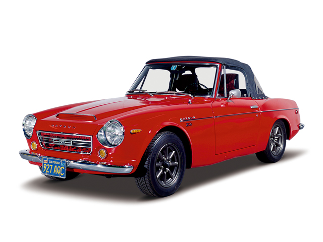 1968 Fairlady 2000 - Máy U20 (4-cyl. in line, OHC), 1,982cc, 92kW (125PS)