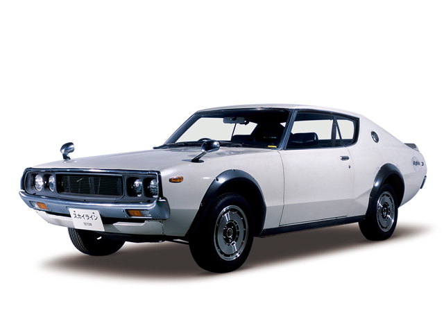 1973 Skyline HT 2000GT-R - Máy S20 (6-cyl. in line, DOHC), 1,989cc, 118kW (160PS)