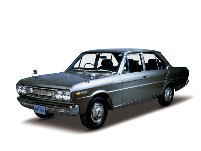 1969 Cedric Special 6 - Máy L20 Single (6-cyl. in line, OHC), 1,998cc, 85kW (115PS)