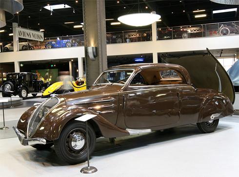 Peugeot Type 402L 1937