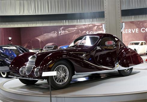Talbot-Lago 150C đời 1938