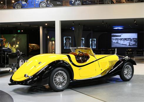 Voisin C27 Grand Sport 1934