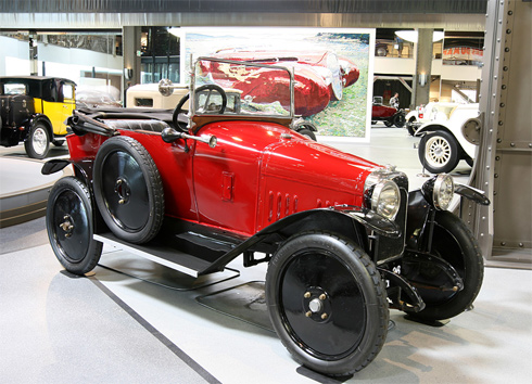 Charron Type TC 1910