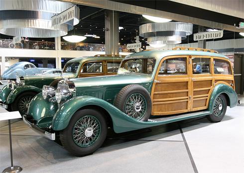 Hispano Suiza K6 1937