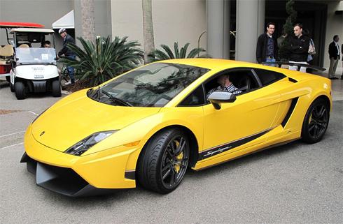 Lamborghini Gallardo LP570-4 Superleggera.