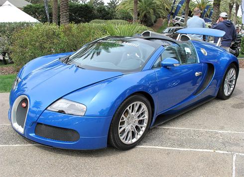 Bugatti Veyron Grand Sport 16.4.