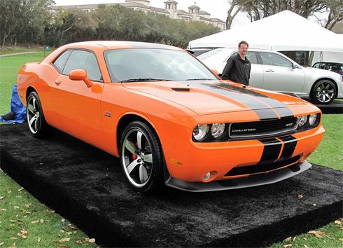 Dodge Challenger STR8 2010.