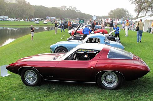 Shelby Cougar II đời 1963.