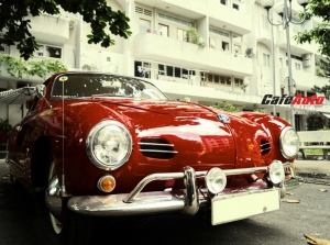 Volkswagen Karmann Ghia 1959 độc nhất Sài Gòn