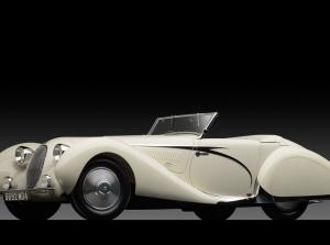Talbot-Lago T150-C SS Teardrop Cabriolet 1938
