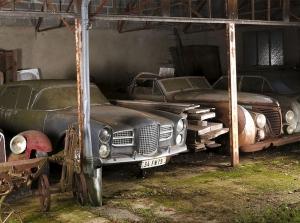 Kho tàng 100 xe cổ có giá 400 tỷ