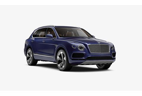 Bentley Bentayga 6.0L SUV/Crossover 2016