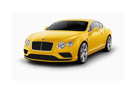 Bentley Continental GT V8 Speed  Convertible 2017