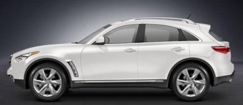Infiniti QX70 3.7 SUV/Crossover 2016