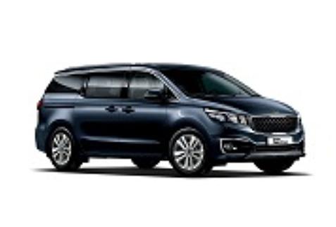 KIA Sedona 3.3L GAT SUV/Crossover 2016
