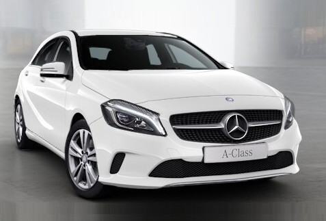 Mercedes-Benz A 250 AMG Hatchback 2016
