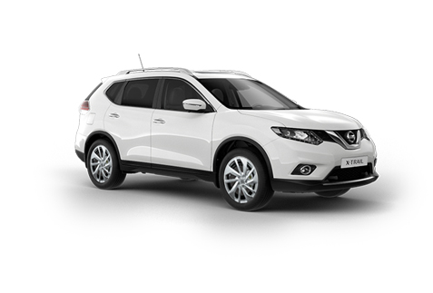 Nissan X-trail 2.5 SV 4WD SUV/Crossover 2016