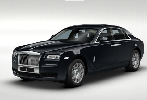 Rolls-Royce Ghost EWB Sedan 2014
