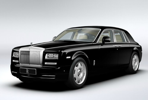 Rolls-Royce Phantom EWB Sedan 2014