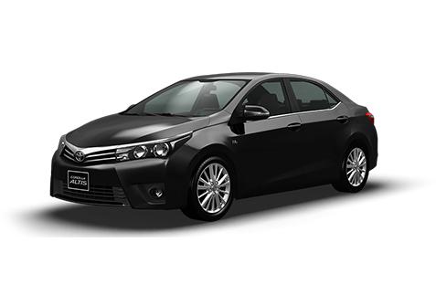 Toyota Corolla Altis E Sedan 2017
