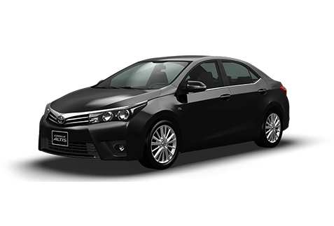 Toyota Corolla Altis E MT Sedan 2017
