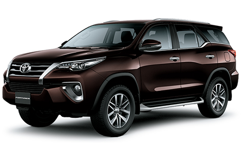 Toyota Fortuner 2.7G4x2 SUV/Crossover 2017