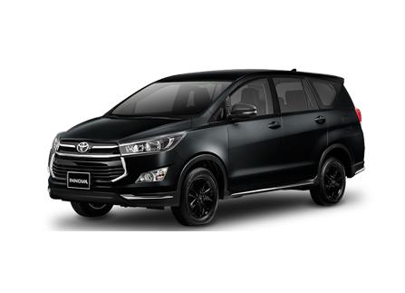 Toyota Innova 2.0E Wagon 2017