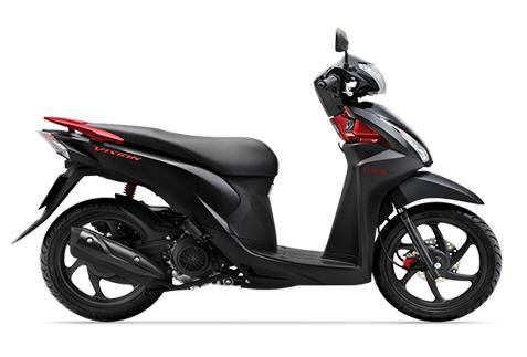 Honda Vision Phiên bản cao cấp Scooter 2017