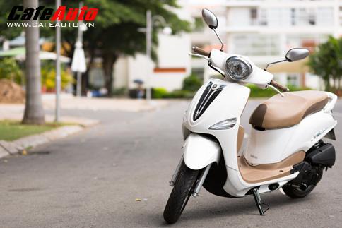 Yamaha Nozza: Nét duyên cho phái nữ