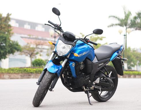 Yamaha FZ16 - nakedbike hạng nhỏ đắt khách ở Việt Nam