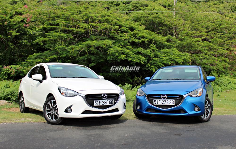 Mazda2 2015: Nhân tố khuấy động phân khúc xe hạng B