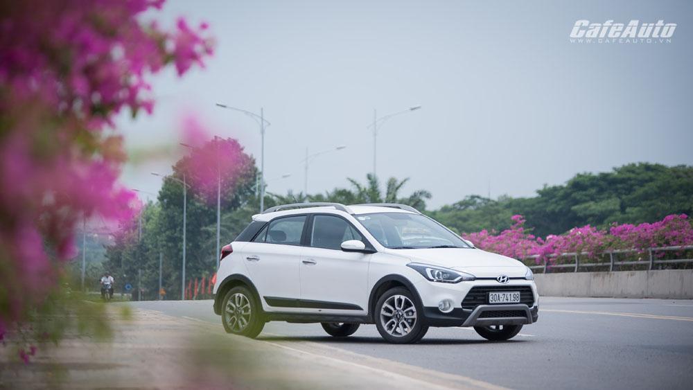 Hyundai i20 Active: Lựa chọn sáng giá cho Crossover đô thị