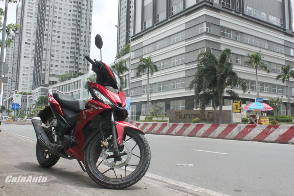 Honda WINNER: Xe côn tay của giới trẻ