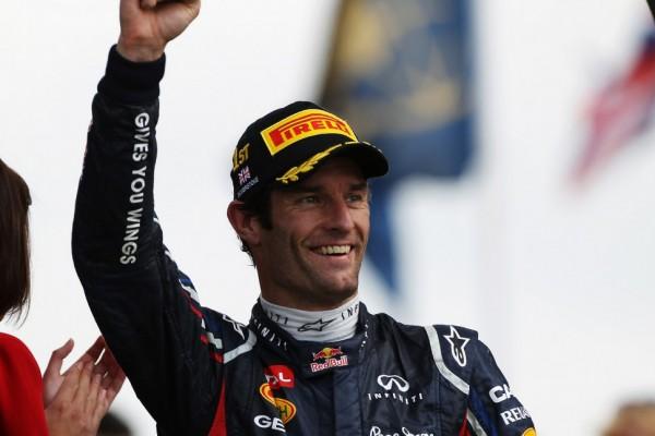 Mark Webber gia hạn hợp đồng với Red Bull