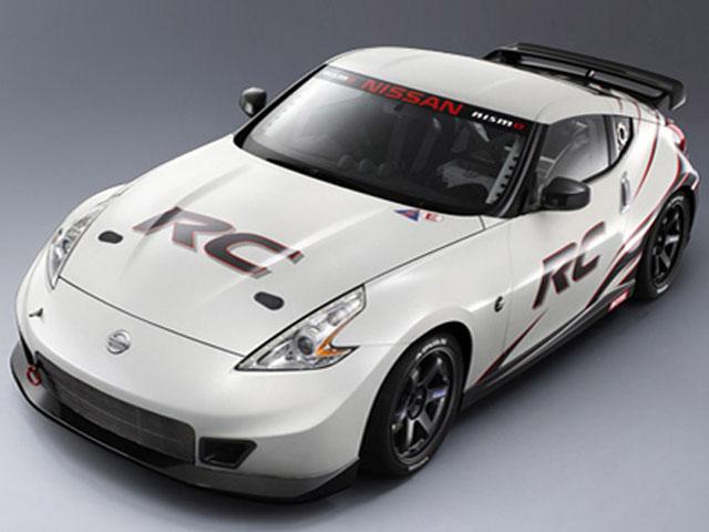Nissan ra mắt phiên bản xe đua 370Z Spec