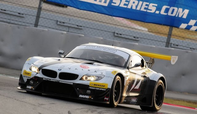 BMW Z4 GTE sẽ tham gia giải ALMS 2013
