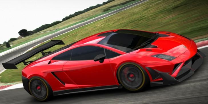 Lamborghini ra mắt phiên bản xe đua Gallardo GT3 FL2