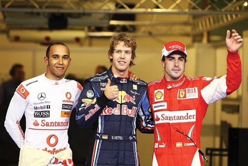 Hamilton, Alonso hay lại là Vettel?
