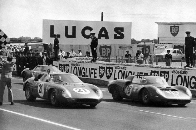 Ferrari tái xuất ở đường đua Le Mans