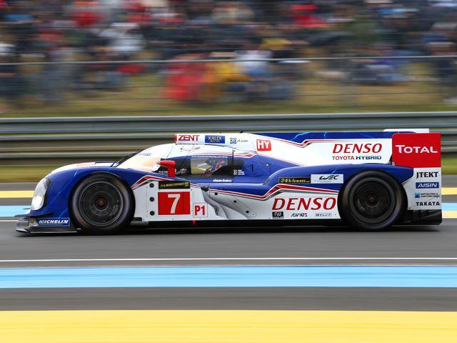 Toyota thách thức nhà vô địch Le Mans