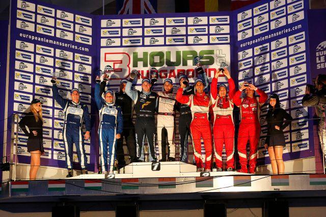 European Le Mans Series: 3 Hours of Hungaroring sôi nổi và quyết liệt