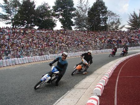 Cơ hội đầu tư xây dựng sân đua xe mô tô
