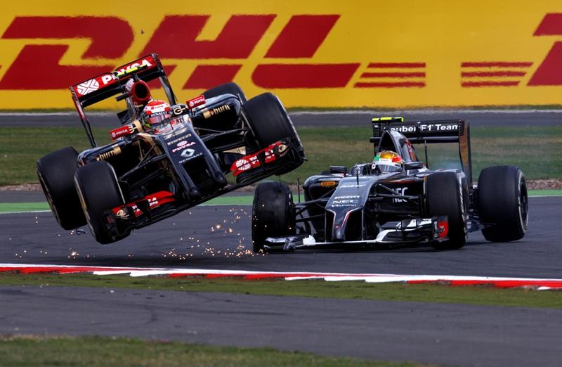 F1: Nhiều tai nạn, nhiều bất ngờ