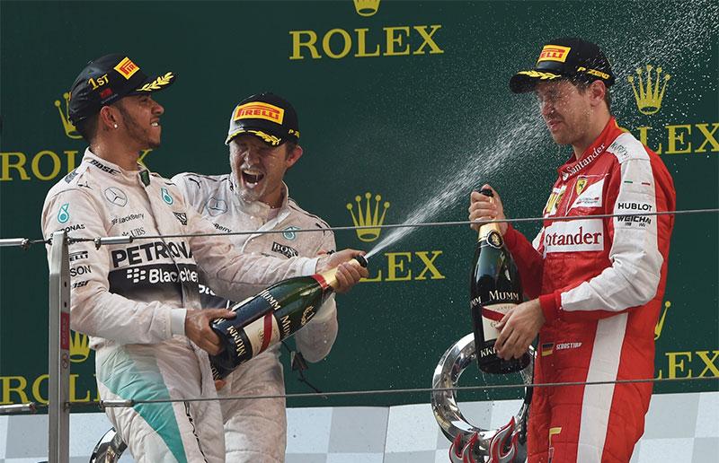 F1: Kỳ tích không xuất hiện