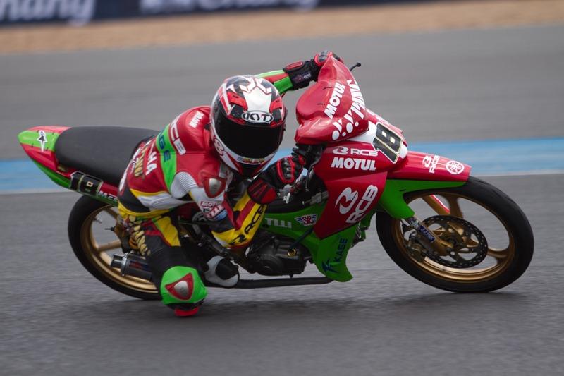 Giải đua xe mô tô Motul Racing Cup 2016 sắp khởi tranh tại Bình Dương