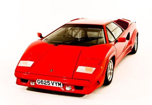 Siêu xe của thập niên 80