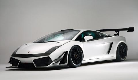 LP600 Lamborghini Gallardo phiên bản mới được ra mắt