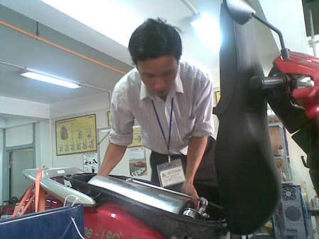 Xe máy đa nhiên liệu