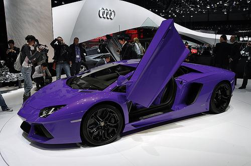 Những 'bộ cánh' bắt mắt của Lamborghini Aventador