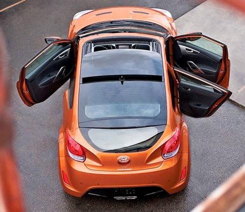 Những mẫu coupe với thiết kế đặc biệt